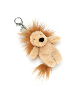 Bashful Lion Bag Charm JELLYCAT