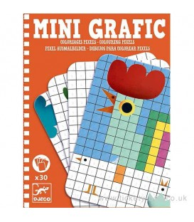 Mini Grafic Pixels DJECO
