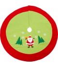 Manta Árbol Navidad SMALL FOOT