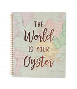 Cuaderno Mapas SASS & BELLE