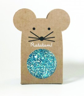 Mouse Bouncy Balls RATATAM