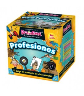 Brainbox profesiones BRAINBOX