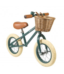 Bicicleta First Go Verde BANWOOD