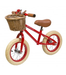 Bicicleta First Go Rojo BANWOOD