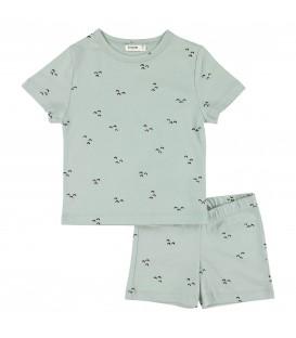 Pijama 2 Piezas Corto Mountains Trixie