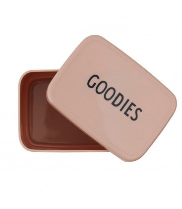Portaalimentos To Go Goodies Nude DESIGN LETTERS