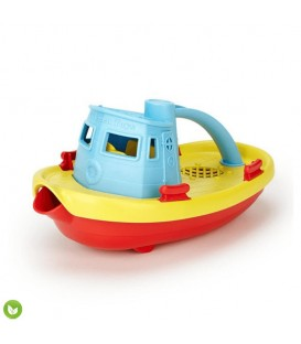 Barco Remolcador GREENTOYS