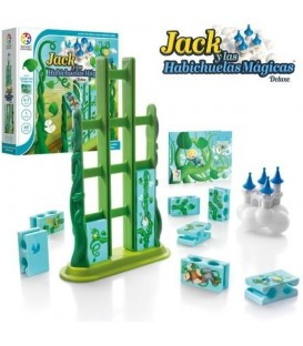 Jack y las Habichuelas Mágicas SMART GAMES