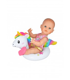 Set Baño Unicornio Heless