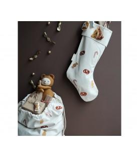 Saco Navidad Grande Candy Fabelab
