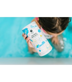 Nailmatic Sales de Baño Azul