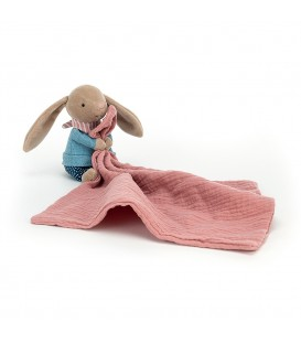 Peluche Conejito Little Rambler Soother Jellycat