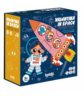 Puzzle Valentina In Space LONDJI