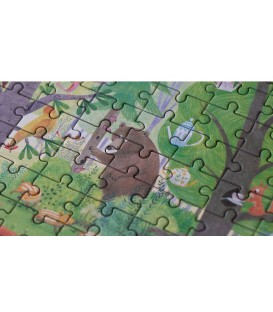 Puzzle Night & Day LONDJI