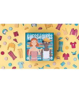 Juego Guess My Dress LONDJI