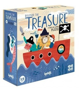 Puzzle Discover the Treasure LONDJI