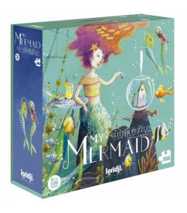 Puzzle I Love My Mermaid LONDJI