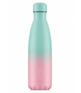 Botella Rosa y Menta 500ml CHILLY´S
