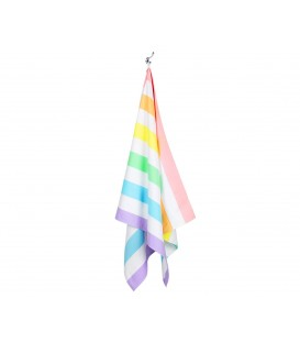 Toalla Summer Rainbow Talla XL DOCK & BAY