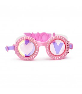 Gafas Natación Groove is in the Heart Dee-Lite Pink BLING2O