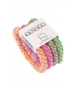 Kknekki Pack 4 Mix Rosa/verde