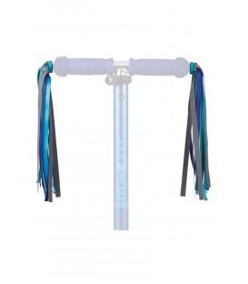 Flecos para Manillar Patinete Azul MICRO