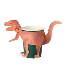 Vasos Dinosaurios MERI MERI