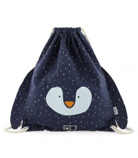 Mochila Saco Pingüino TRIXIE BABY