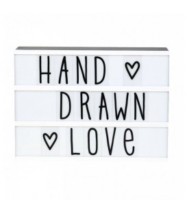 85 Letras y simbolos Hand Drawn