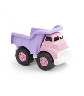 Camión Dumper Rosa GREEN TOYS