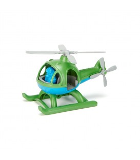 Helicóptero Verde GREEN TOYS