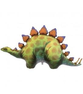 Globo Foil Stegosaurus