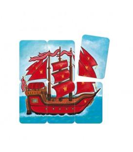 Pirataka, juego de cartas