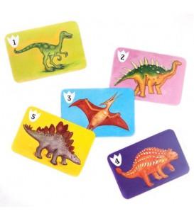Batasaurus, Juego de Cartas