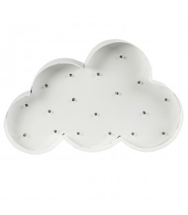 Lampara nube Wall Decoracion