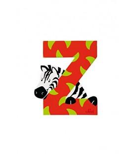 Sevi Letra Z Zebra