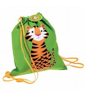 Mochila Saco Tigre Tiger REX LONDON
