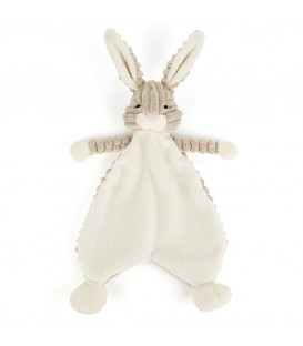Cordy Roy Baby Hare Soother Jellycat