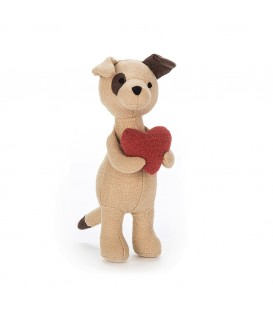 Jellycat Mini Messenger Puppy