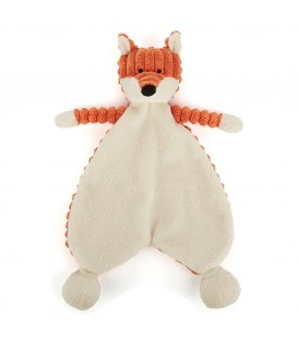 Jellycar Dou Dou Cordy Roy Baby Fox Soother