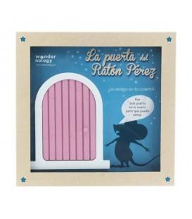 """La Puerta del Ratoncito Pérez + Cuento """" León, Carmencita y las Puerta Mágicas""""  WONDERNOLOGY"""