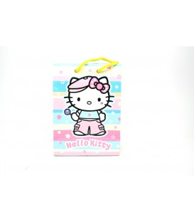 BOLSA PAPEL Hello Kitty  15 X 11 cms XANAS