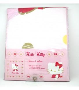 Hello Kitty Cortina Baño