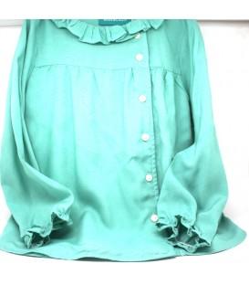 Blusa Verde Talla 4 años