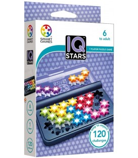 Puzzle de Ingenio IQ Stars SMART GAMES