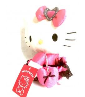PELUCHE HEART Hello Kitty