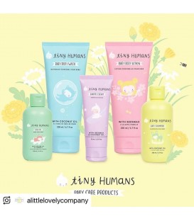 Tiny Humans: Baby Gel de Baño