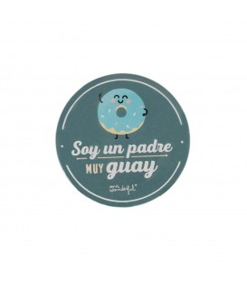 Chapa y Postal- Soy un Padre Guay Mr. Wonderful
