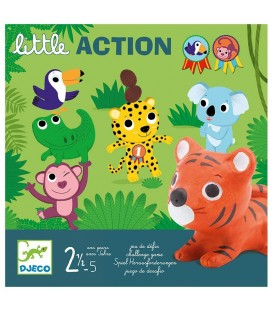 Juego Little Action Djeco