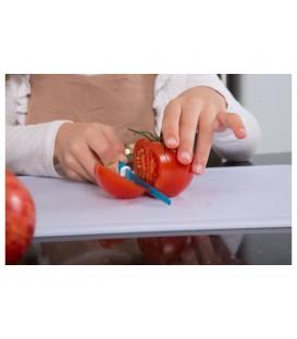 Cuchillo Autonomía Niños Rosa